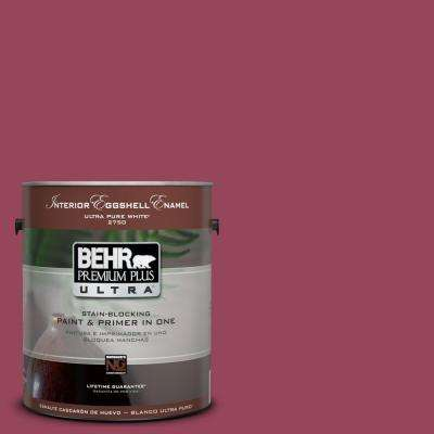 1-Gal. #UL100-16 Haitian Flower Interior Eggshell Enamel Paint-DISCONTINUED