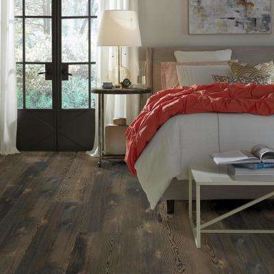 Pinebrooke Click 9 in. x 59 in. Grapevine Resilient Vinyl Plank Flooring (21.79 sq. ft. / case)