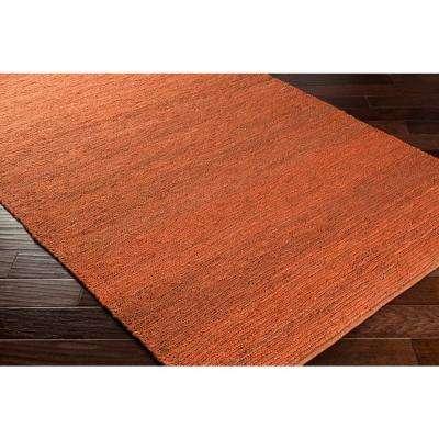 Purity Sydney Dark Orange 2 ft. x 8 ft. Indoor Runner Rug