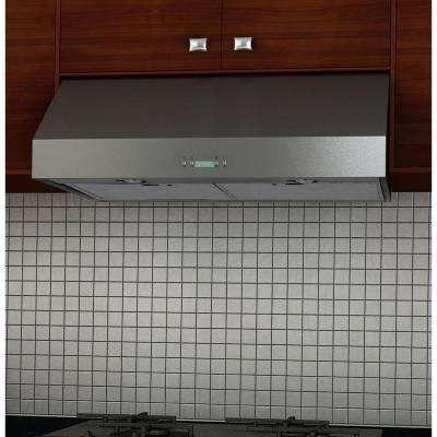 UCP430 30 in. Under-Cabinet Range Hood in Stainless Steel