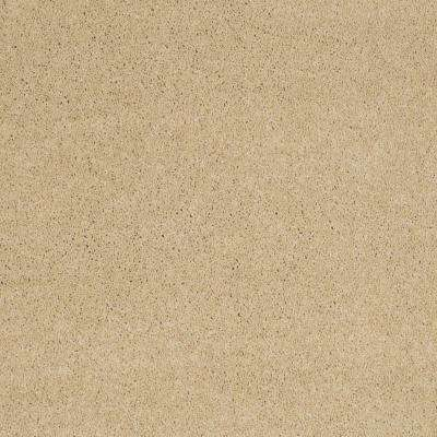 Carpet Sample - Miraculous II - Color Soft Leather Texture 8 in. x 8 in.