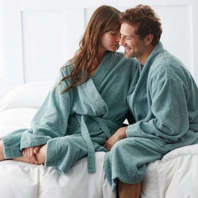 Regal Egyptian Cotton Bath Robe