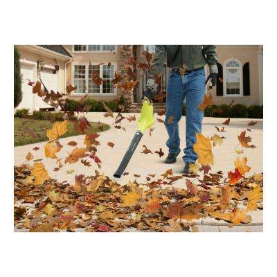 ONE+ 120 MPH 18-Volt Lithium-Ion Cordless Hard Surface Leaf Blower/Sweeper - Battery and Charger Not Included