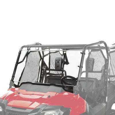 Pioneer Full Fixed Windshield - HC