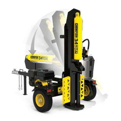 34 Ton 338 cc Log Splitter