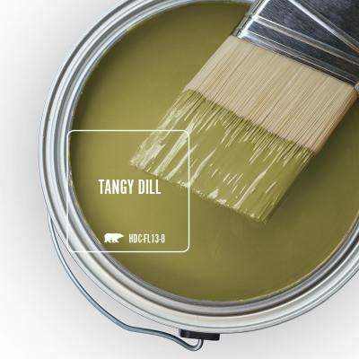 Tangy Dill Paint Colors Paint The Home Depot