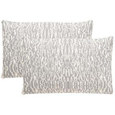 Techie Printed Patterns Pillow (2-Pack)