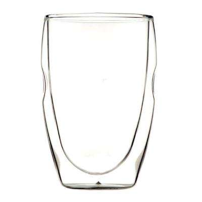 Moderna Artisan Series Double Wall 12 oz. Beverage Glasses (Set of 8)