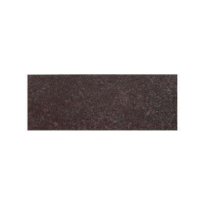 City View Village Cafe 3 in. x 12 in. Porcelain Bullnose Floor and Wall Tile