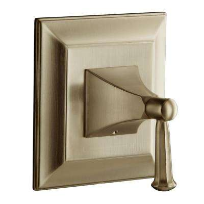 Memoirs 1-Handle Stately Thermostatic Valve Trim Kit in Vibrant Brushed Bronze (Valve Not Included)