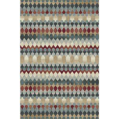 Melody Multi 2 ft. x 3 ft. 7 in. Indoor Accent Rug