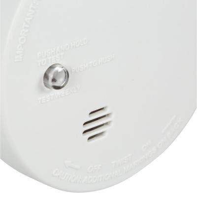 Battery Operated Ionization Smoke Detectors 36 pack