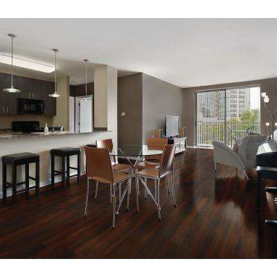 Beautiful Wood Cherry 8 in. x 36 in. Porcelain Floor and Wall Tile (126 sq. ft. / pallet)