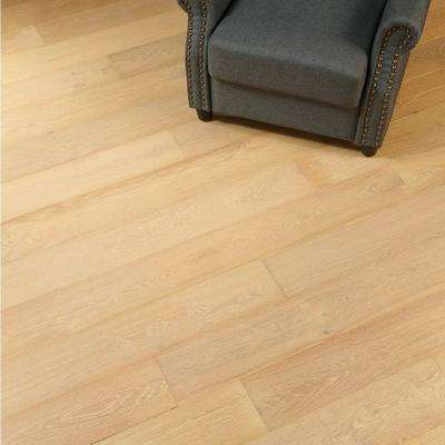 Lombard Oak 35/64 in. Thick x 7-15/32 in. Wide x Varying Length Engineered Hardwood Flooring (31.08 sq. ft./Case)