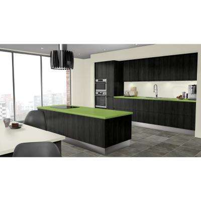 4 ft. x 8 ft. Laminate Sheet in Island with Standard Matte Finish