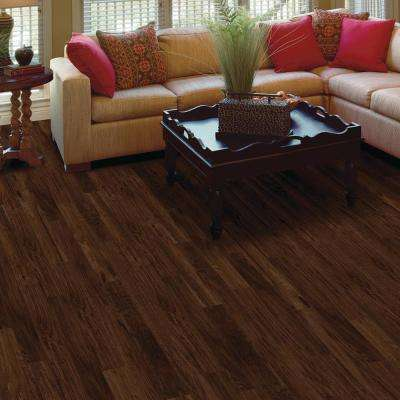 Hand Scraped Tavern Hickory 6 mm x 7-1/16 in. Width x 48 in. Length Vinyl Plank Flooring (23.64 sq.ft./case)
