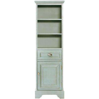 Home decorators collection hampton bay 72 in h x 25 in w 6 door tall - Linen Cabinets Bathroom Cabinets Amp Storage The Home Depot