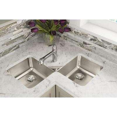 Double Bowl Corner Kitchen Sink Undermount - Kitchen ...