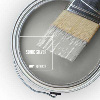 Home Decorators Collection HDC-MD-26 Sonic Silver Paint
