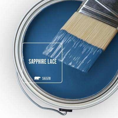 Sapphire Lace Paint Colors Paint The Home Depot