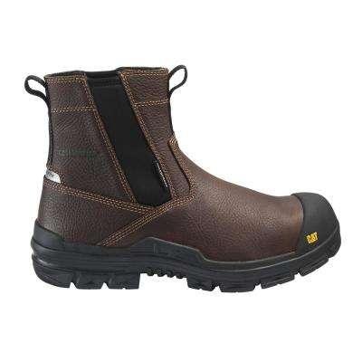 Men's Throttle 6'' Work Boots - Composite Toe