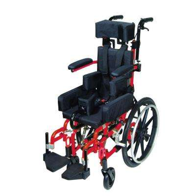 Kanga TS Pediatric Tilt-In-Space Wheelchair with 10 in. Seat
