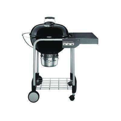 Performer 22 in. Charcoal Grill in Black