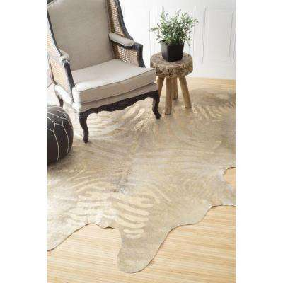 Goldie Natural 5 ft. x 7 ft. Area Rug