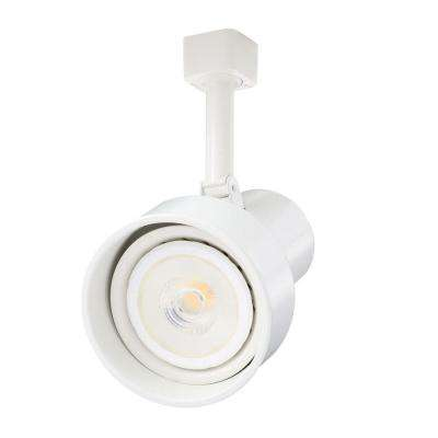 Trac-Lites Step-Cylinder White Light with White Baffle