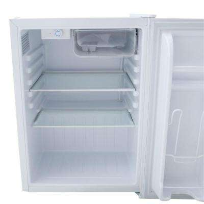 2.6 cu. ft. Mini Refrigerator in White, ENERGY STAR