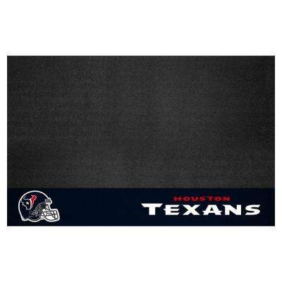 Houston Texans 26 in. x 42 in. Grill Mat