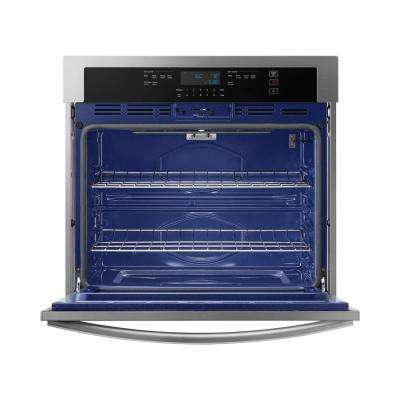 30 in. Single Electric Wall Oven in Stainless Steel