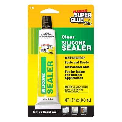 1.5 fl. oz. Silicone Sealer (12-Pack)