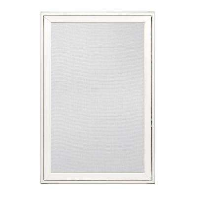 24.25 in. x 36.25 in. W-2500 Left-Hand Wood Screen Window