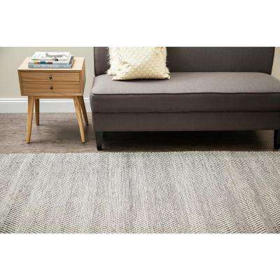 Anthracite Gray 8 ft. x 10 ft. Area Rug