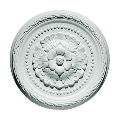 12 in. Anemone Medallion