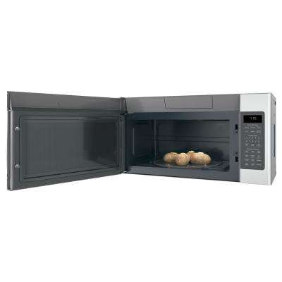 1.9 cu. ft. Over the Range Microwave in Stainless Steel with Sensor Cooking