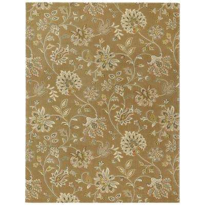 Aileen Taupe 9 ft. 2 in. x 11 ft. 11 in. Area Rug