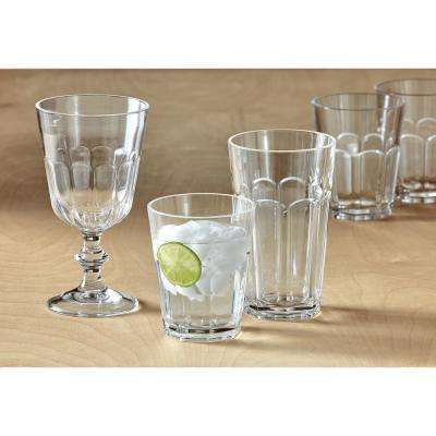 Acrylic Goblet Set (4-Pack)