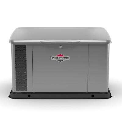 17,000-Watt Automatic Air Cooled Standby Generator