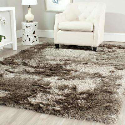 8 X 10 Shag Area Rugs Rugs The Home Depot