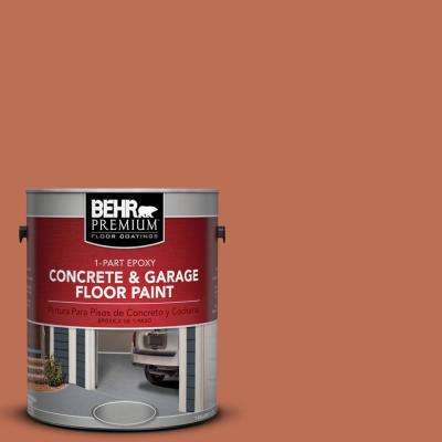 1 gal. #M190-6 Before Winter 1-Part Epoxy Concrete and Garage Floor Paint