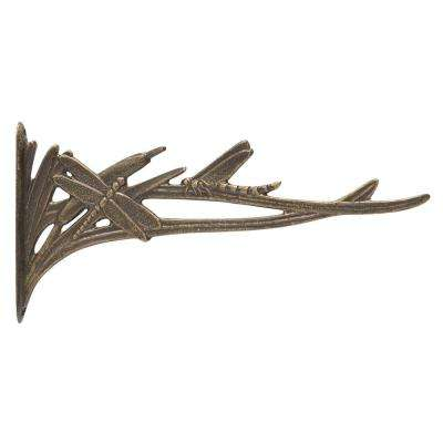French Bronze Dragonfly Nature Hook