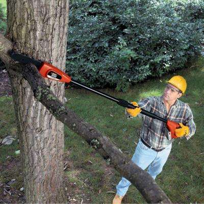 8 in. 20-Volt MAX Lithium-Ion Cordless Pole Saw w/ (1) 1.5Ah Battery and Charger