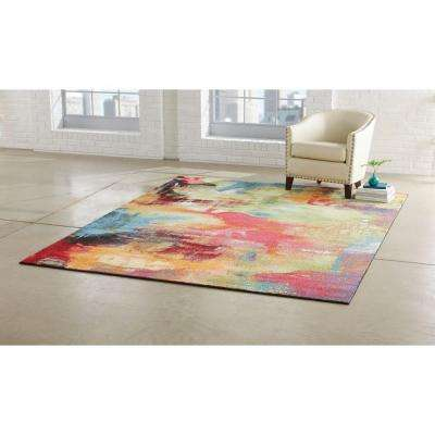 Journey Multi 2 ft. x 7 ft. Runner Rug