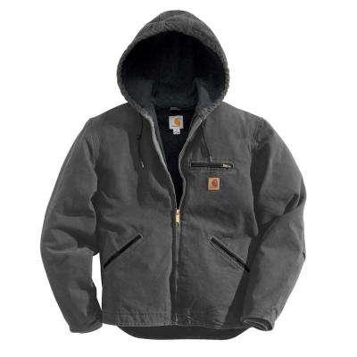 Men's Cotton Sierra Jacket Sherpa Lined Sandstone