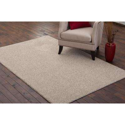 Light Beige 2 ft. x 8 ft. Indoor Runner Rug