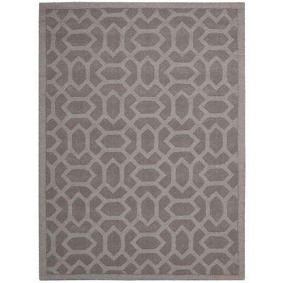 Barcelona Grey 5 ft. 3 in. x 7 ft. 4 in. Area Rug