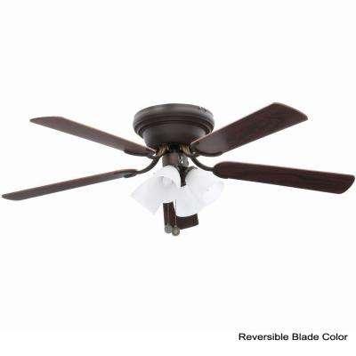 Contempra IV 52 in. Oil Rubbed Bronze Ceiling Fan