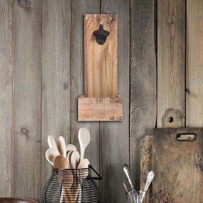 1 in. x 4 in. x 2 ft. Barn Wood Pine Project Board (4-Pack)